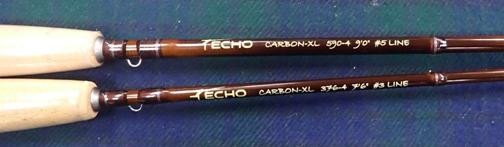 ECHO「エコー)カーボンXL