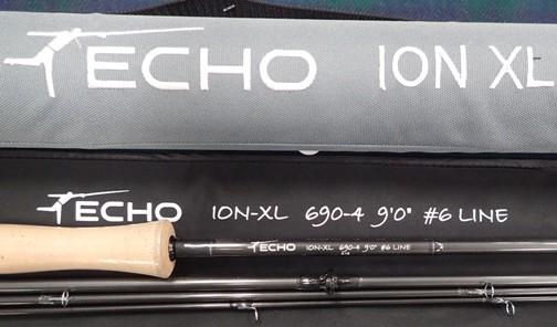 ECHO(エコー)フライロッド ION(イオン)XL