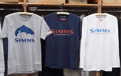 シムス Tシャツ