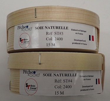 フランス製シルクライン