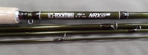 G.LOOMIS NRX+ LP486-4