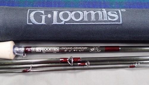 "G.LOOMIS ショアストーカー 1027 8'6"" #7 4p"