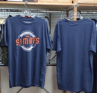 SIMMS シムス Tシャツ ウェーダーMT4