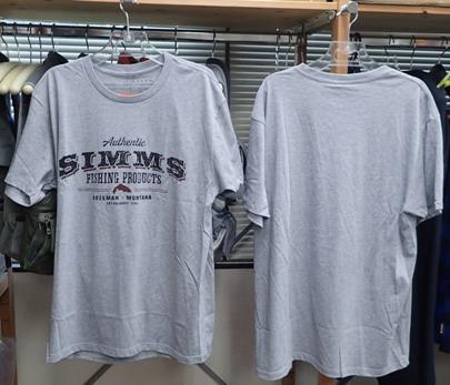 SIMMS シムス Tシャツ ワーキングクラス