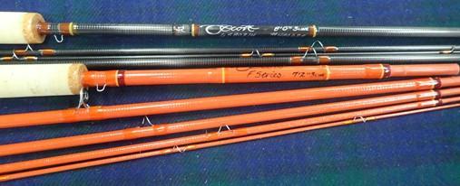 スコット GS803/4 と FS723/5