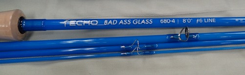 ECHO BAD ASS GLASS