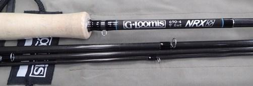 G.LOOMIS NRX+ 690-4、 Gルーミス NRX+ 690-4