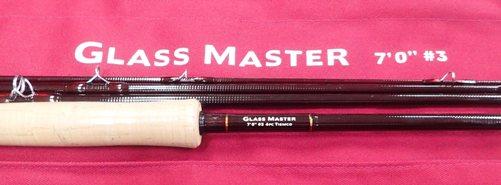 グラスマスター 703-4 7ft #3 4p