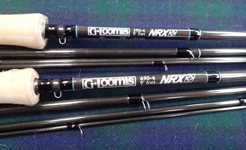 G.LOOMIS Gルーミス NRX+ 590-4、690-4