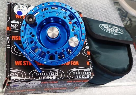 SHILTON シルトン SL#5 ブルー